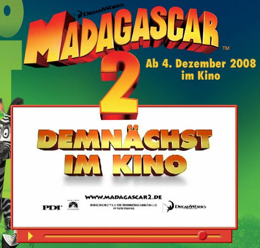 madagascar 2 Trailer Shot