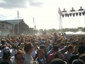 Loveparade Party um 17:28